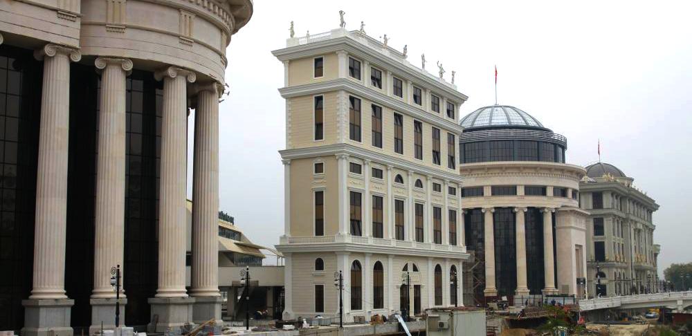 Skopje-stylizowana-na-renesans-zabudowa