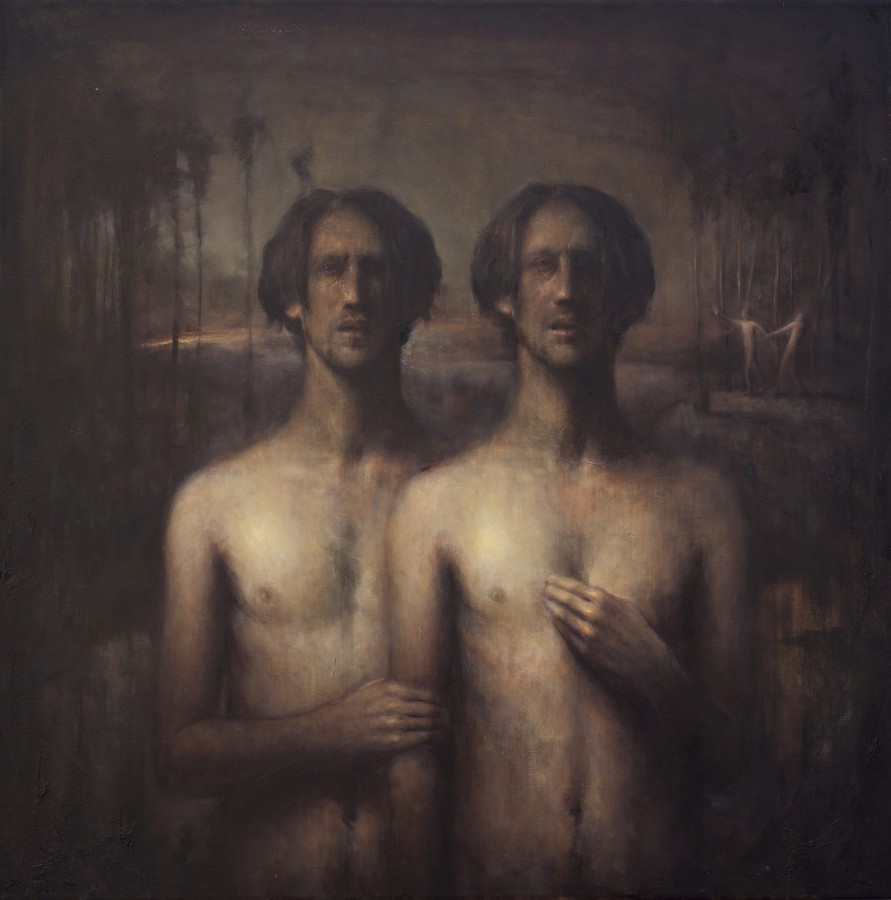 Sebastian Salvo: Double Self Portrait