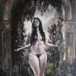 At The Twilight Gate by Sebastian Martinez