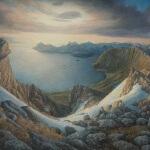 Fra Dalfjellet by Boris Koller