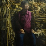 Grandmother by Chuan Jun Sun