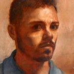 Self Portrait by Aprile Giorgio