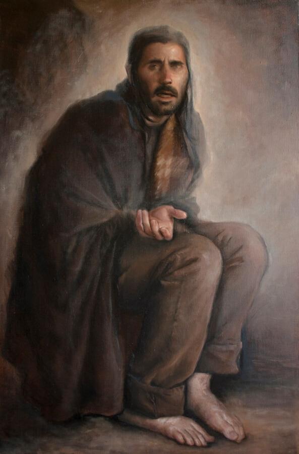 The Schoolman by Shaun Berke