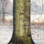 Winter Kijkuit 1 by Gezien van de Riet
