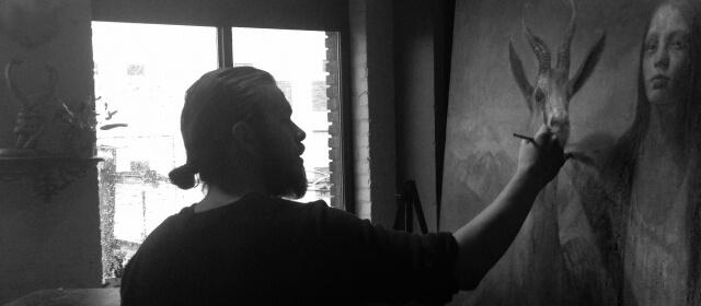 The Kitsch Interview: Luke Hillestad
