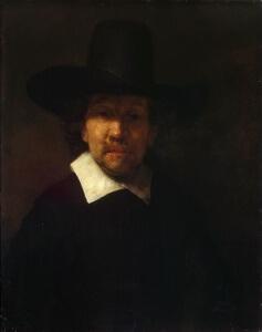 rembrandt - jeremias de decker