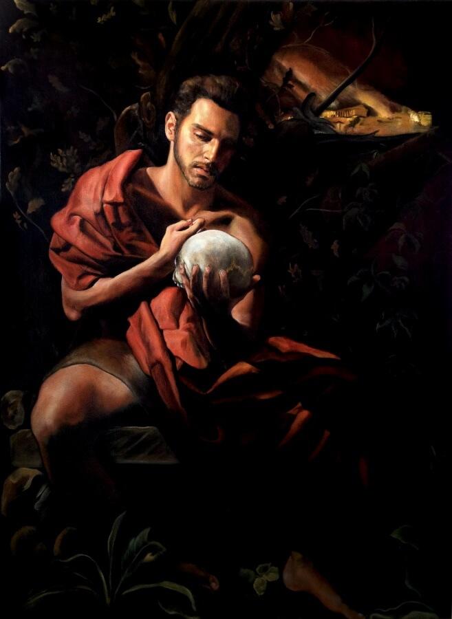 """Massimo Tizzano: """"Young Man Alone"""""""