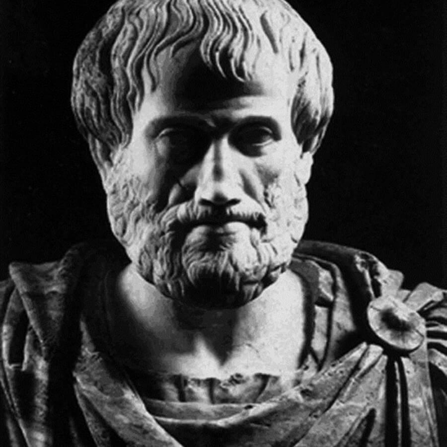 Ἀριστοτέλης (384-322 B.C.)