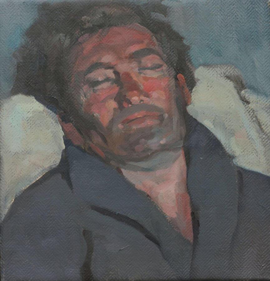 """Stefan Boulter: """"Sleeping"""""""
