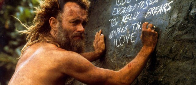 Essence of Human Nature in Cast Away (2000)