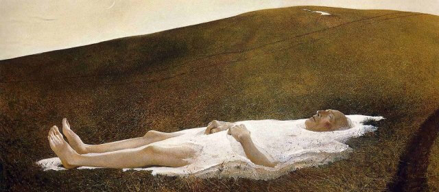 Andrew Wyeth – In Retrospect at the Brandywine River Museum